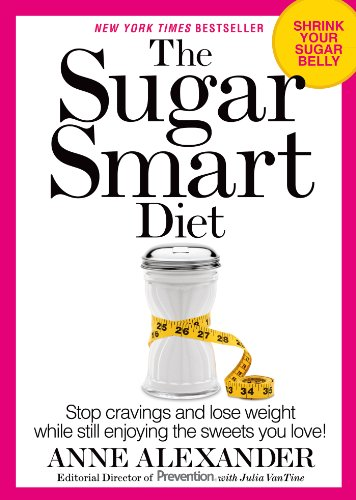 The Sugar Smart Diet: Stop Cravings and Lose Weight While Still Enjoying the Sweets You Love! by Anne Alexander, Julia VanTine