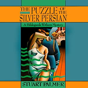 The Puzzle of the Silver Persian Audiobook