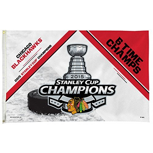 chicago-blackhawks-2015-stanley-cup-six-time-champions-3x5-flag-by-rico