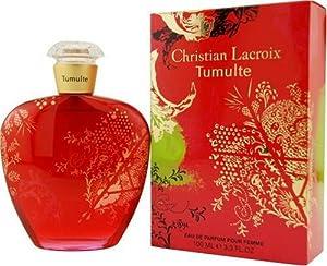 Tumulte By Christian Lacroix For Women, Eau De Parfum Spray, 3.4-Ounce Bottle