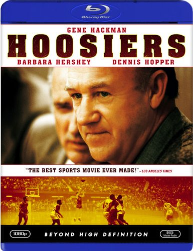 Cover art for  Hoosiers [Blu-ray]