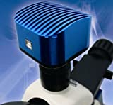 5.0m USB High Definition Scientific Microscope Camera