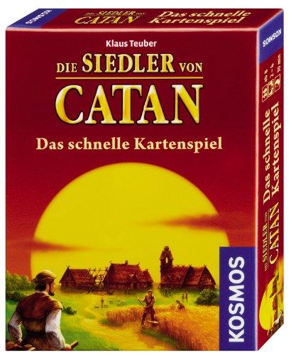Kosmos 740221 - Die Siedler von Catan - Das schnelle Kartenspiel