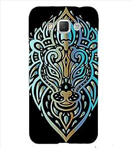 Roaring Lion Back Case Cover for Samsung Galaxy Grand i9080:::Samsung Galaxy Grand i9082