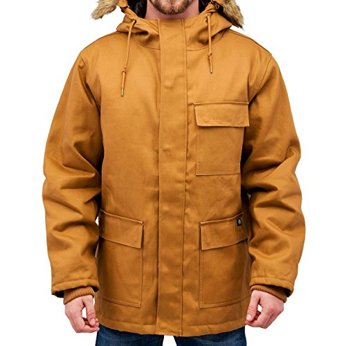 Giubbotto Dickies Elmwood - Brown Duck, Taglia M