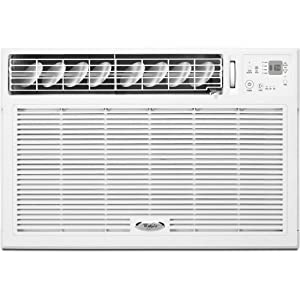 Whirlpool 12 000 btu 115v window mounted air conditioner for 12 000 btu window air conditioner