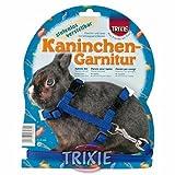Trixie-Plain-Rabbit-Walking-Harness-Lead-Set-Pet-Toys-Accessories-Outdoor