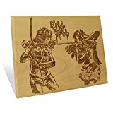 Kill Bill Plaque Large Large