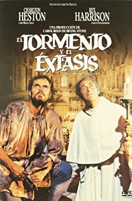 El Tormento Y El Extasis (Import Movie) (European Format - Zone 2) (2005) Varios