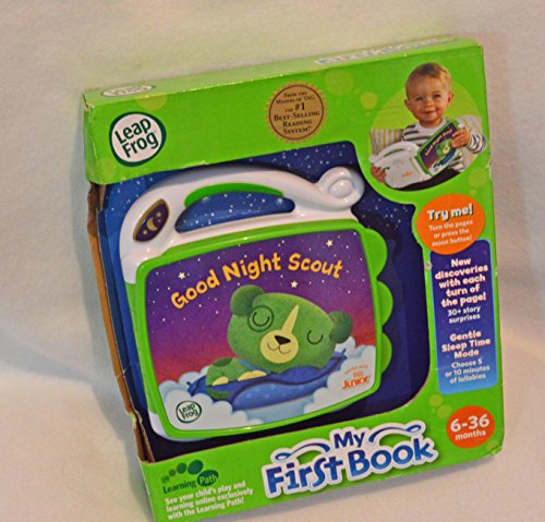 LeapFrog My First Book: Good Night Scout
