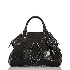 Louise Rose Satchel<br>Black Lady Melbourne