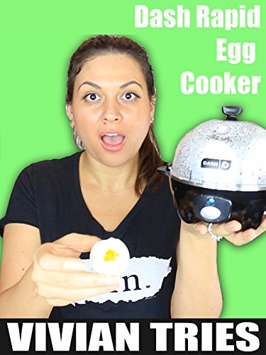 Review: Vivian Tries Dash Rapid Egg Cooker