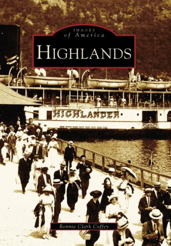Highlands (Ny) (Images Of America)