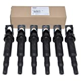 BMW Ignition Coil Bosch OEM 0221504470 (6 pcs) 0221504470 => 2011 1 Series M /2008-2010 E82 Coupe; E88 Convertible 128i / 2011 128i / 2008-2010 E82 Coupe; E88 Convertible 135i / 2006 E90 Sedan; From 4/06 325i / 2006 E90 Sedan; From 4/06 325xi / 2007-2011