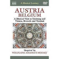 Musical Journey: Austia & Belgium