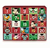 Disney(ディズニー) Mickey Mouse and Friends Advent Calendar Gift Drawers - Holiday  ミッキー・マウス&仲間のアドベント カレンダーギフト引き出し 【並行輸入品】