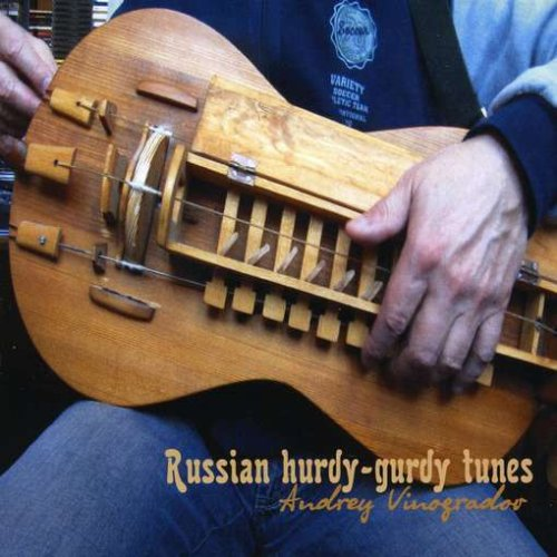Russian Hurdy-Gurdy Tunes front-896688