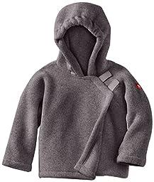 Widgeon Unisex Baby Fleece Jacket, Grey, Newborn