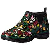 Western Chief Women's Garden Neoprene Ankle Bootie Rain Shoe