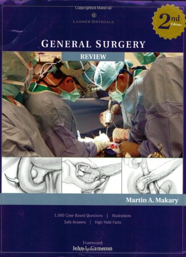 General Surgery Review 2nd Edition097606751X : image