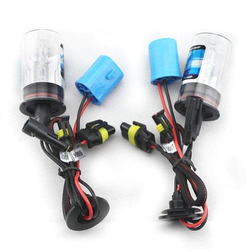 Car HID Xenon Bulbs Lamps Lights 9004/9007 10000K (single beam,brilliant blue) (1pair)-12V 35W (Xenon Lights For Car 9007 compare prices)