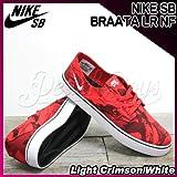 NIKE(ナイキ) SB ブラータ BRAATA LR NF Light Crimson/White/メンズ(men's) 靴 スニーカー(599632-601)