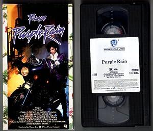 Purple Rain [VHS]