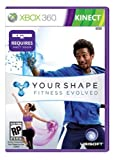 Your Shape : Fitness evolved (Jeu compatible Kinect)