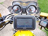 Waterproof Motorcycle / Bike Mount for TomTom GO LIVE 750 IQ Routes