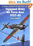 Japanese Army Air Force Aces 1937-45...