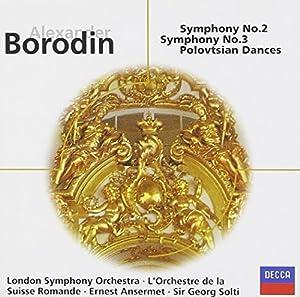 Symphonies 2 & 3 Polovtsian Dances