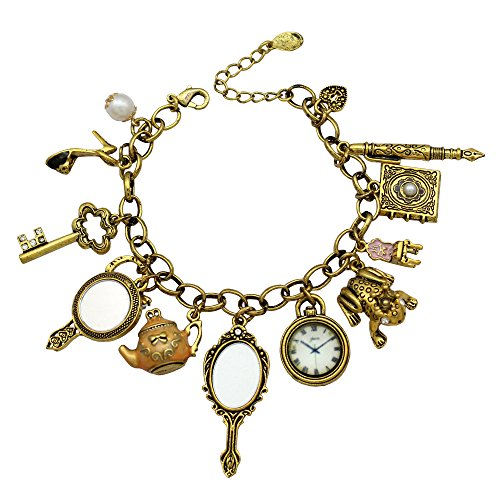 gold-plated-qq-fashion-vintage-fairytale-charms-cinderella-alice-in-wonderland-narnia-style-looking-