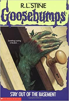 stay out of the basement goosebumps no 2 r l stine