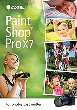 PaintShop Pro X7 30 Day Free Trial