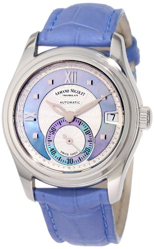 Armand Nicolet Women's 9155A-AK-P915VL8 M03 Classic Automatic Stainless-Steel Watch