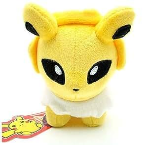Amazon.com: Sole Trader @ Pokemon Plush Jolteon Doll Around 12cm 5