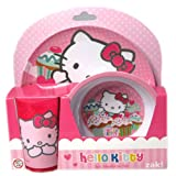 'Hello Kitty 3pc MealSet - Cup Cakes