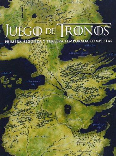 Juego De Tronos - Temporadas 1+2+3 [DVD]