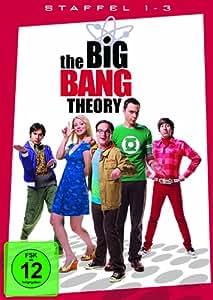 Big Bang Theory Staffel 1-3 (exklusiv bei Amazon.de) [10 DVDs]