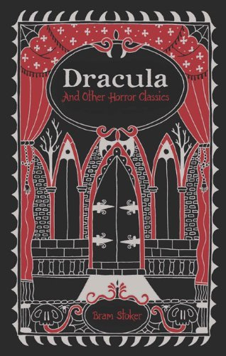 dracula-and-other-horror-classics-barnes-noble-leatherbound-classic-collection-by-bram-stoker-7-jul-