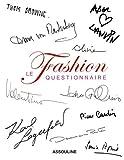 echange, troc Mickael Specter - Fashion : Le questionnaire