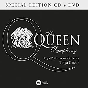 The Queen Symphony from PLG UK Classics