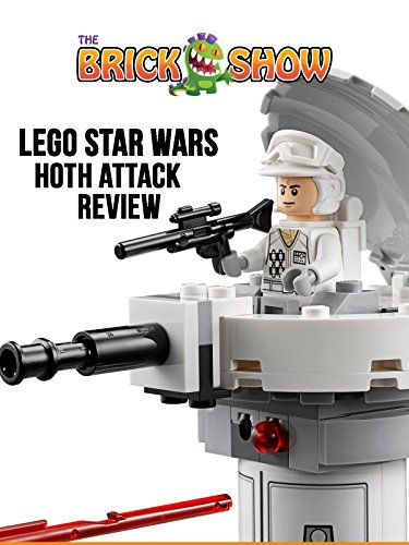 LEGO Star Wars Hoth Attack Review (75138)
