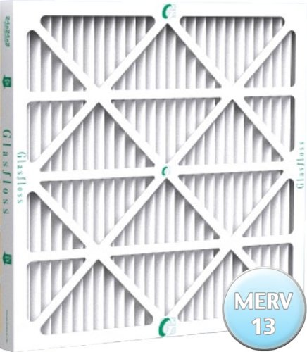 19-7/8x21-1/2x1 Air Filter for Carrier, Bryant and Payne MERV 13, Case of 12
