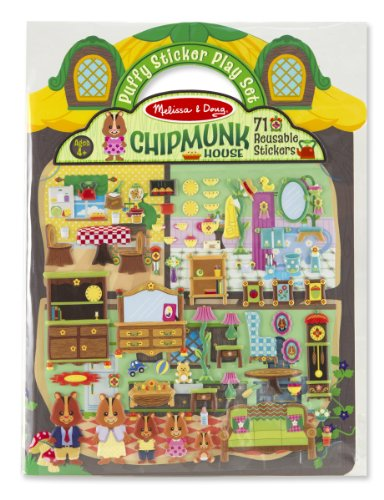 Melissa And Doug Sticker Book front-1040066