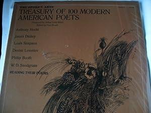 The Spoken Arts Treasury Of 100 Modern American Poets XV