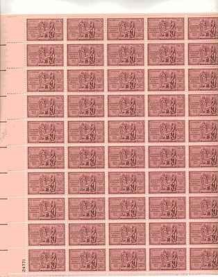 Louisiana Purchase Sesquicentennial Sheet of 50 x 3 Cent US Postage Stamps NEW