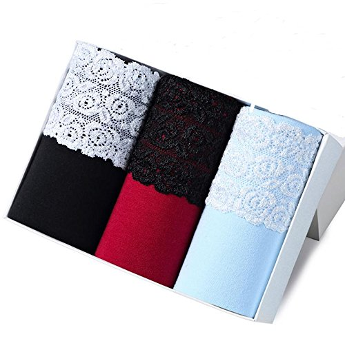 packed-cotton-large-size-high-waist-abdomen-physiological-pants-pack-of-three