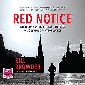 Red Notice Audiobook