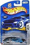 Hot Wheels 2003 Boulevard Buccaneers Phantom Corsair 3/5 #082 on Card Variaton